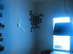 etsivä huone seinä