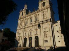 Igreja de São Vicente de Fora, em Lisboa
