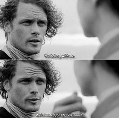 The Silkie Island - Jamie and Claire ♥ - Outlander_Starz Season 3 Voyager - Episode 308 First Wife - November 5th, 2017