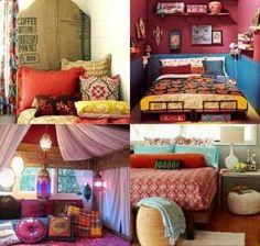 Indie Bedroom Decorating Ideas by haoren