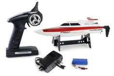 FT007 High Speed Fast RC Racing Boat 4-Channel 2.4Ghz (Re... http://www.amazon.com/dp/B00J34K40A/ref=cm_sw_r_pi_dp_txWuxb0QD33NE