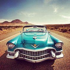 1955 Cadillac El Dorado Convertible.