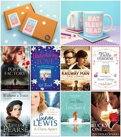 Enter to win 8 lovely books, a bookish mug and a lucky dip box in With Love For Books' first birthday giveaway http://www.withloveforbooks.com/2017/01/1st-birthday-8-books-lucky-dip-box-eat.html