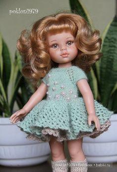 Ателье для Даши... Игровые куклы Paola Reina, 35 см / Одежда и обувь для кукол - своими руками и не только / Бэйбики. Куклы фото. Одежда для кукол