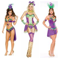 Mardi gras costumes/ like the idea of a belt with charms and maybe ribbon on  sc 1 st  Pinterest & Mardi Gras Costumes - Masquerade Costumes u0026 Ideas - Party City ...