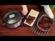 Pomalý hrnec CrockPot: recepty - kuřecí Crockpot, Slow Cooker, Pork, Make It Yourself, Meat, Youtube, Pork Roulade, Crock Pot, Crock Pot