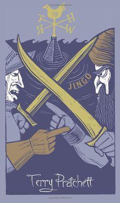 Jingo by Sir Terry Pratchett. Artwork by Joe McLaren.