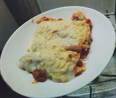 faszerowany makaron cannelloni