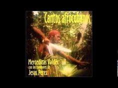 Oggun Merceditas Valdes con los tambores de jesus peres - YouTube