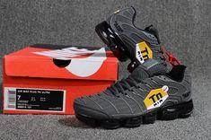 size 40 b8293 c525e Cheap Nike Air Max PLUS TN ULTRA VaporMax 2018 Mens shoes All Gray