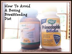 How To Avoid A Boring Breastfeeding Diet - The Un-Coordinated Mommy - Atlanta Mom Blogger