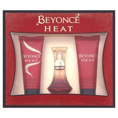 Beyonce Gift Set includes Heat Eau de Perfume 30ml/ Shower Gel 75ml/ Body Lotion 75ml: Amazon.co.uk: Beauty