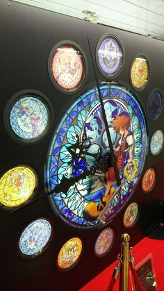 I want to win one of those clocks....