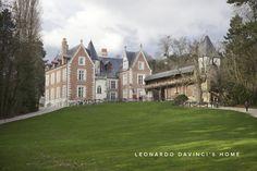 Leonardo Da Vinci's home