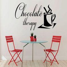 Quotes Aromatherapy Love Kitchen Cafe Bar Home Decor Vinyl Art Decor Nursery Room Decor Sticker Decal size 22x30 Color