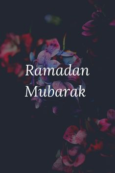 May Allah bless you and your family Ramadan Mubarak, Feel Better, Allah, Blessed, Feelings, Reading, Reading Books