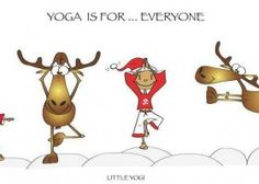 "Merry Christmas and A Happy New Year from Nikki and the Team at Yoga To Go Kids!              The minute the word yoga is uttered, the majority of people associate Yoga with the word ""Hippy"" or  ""meditation"" and envisage a person sitting still in a crossed leg position making ""Om"" noises…              Today Yoga sells every thing from milk in commercials to any new product advertisers are trying to brand in the market place as relaxing or calming. Throw in a girl in yoga gear…"