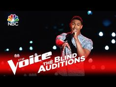 """▶ The Voice 2016 Blind Audition - Joe Maye: """"I Put a Spell on You"""" - YouTube 