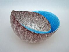 TANOUE Shinya. KARA  2008  glazed clay  81/2″ x 10 1/4″ x 7″