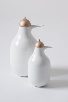 These friendly companions are Hayon's latest design for ceramic manufacturer BOSA. #covetlounge @covetlounge