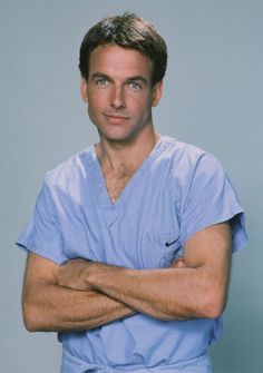Dr. Robert Caldwell, played byMark Harmon...would be nice if they released this one too.