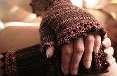 Victorian Style Gloves, found in Knitting Little Luxuries: Beautiful Accessories to Knit