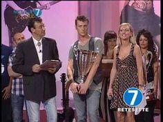 Concorso Seven Live TV - Finale 2011 - Premiazione