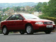 Audi A4 Sedan 1994 Desktop Wallpaper