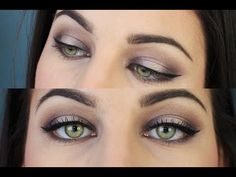 Too Faced Boudoir Eyes Tutorial! - YouTube