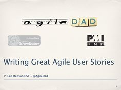 agile user stories 3 C's