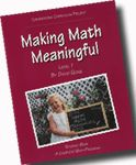 Cornerstone Curriculum: Making Math Meaningful... I think we might do this next year to supplement MFW.