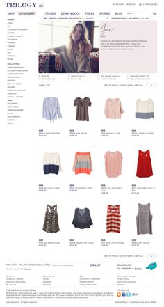 752becc46c4cd4b051c882adb165becf 12 Examples of Minimal & Clean E Commerce Design