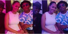 Nigerian singer Wizkid and girlfriend Tania Omotayo still going strong - http://www.nollywoodfreaks.com/nigerian-singer-wizkid-and-girlfriend-tania-omotayo-still-going-strong/