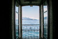 Fenêtre ouverte sur le Lac Majeur #lac #majeur #italie #piemont #lombardie