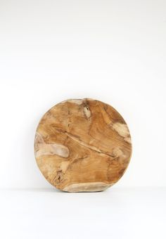 thick timber chopping block   Tathra Beach Designs