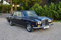 """1970 ROLLS ROYCE SILVER SHADOW - Châssis n° SRX9381 - Carte grise française[...], mis en vente lors de la vente """"Automobilia, Automobiles de Collection"""" à Osenat   Auction.fr"""
