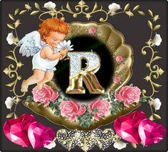 9_R Have A Beautiful Day, Beautiful Family, I Miss My Mom, Loved One In Heaven, December Baby, English Letter, Angels In Heaven, Cool Lettering, Love Hug