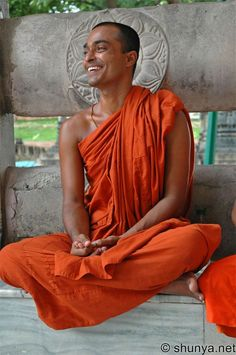 Indian monk