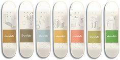 Evan Hecox Chocolate Skateboards Skitch Series | Flickr - Photo Sharing!