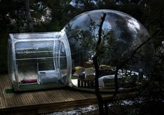 In pictures: France's 'Bubble Hotel' | Luxury Travel Magazine