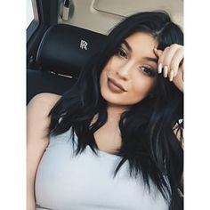 Take a photo in your Rolls Royce while bored in LA traffic. | 32 Things Kylie Jenner Does On Instagram That Normal People Can't