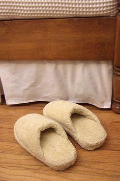 como hacer pantuflas de toalla                                                                                                                                                                                 Más