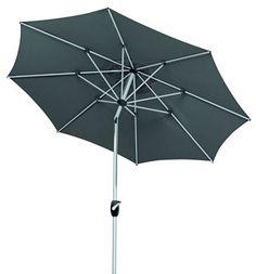 Sonnenschirm »Venedig«; passend zu Rattan- und Geflechtmöbeln.