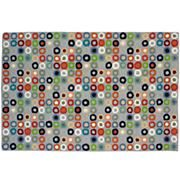 Kids' Room Decor: Colorful Circles Rug in All Rugs