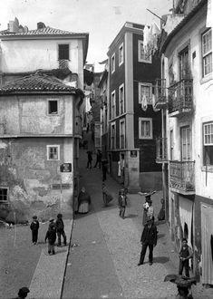 Beco da Bicha (1930/40)