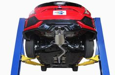 GReddy Supreme SP Exhaust System for 2017 Honda Civic Honda Civic Sport, Honda Civic Hatchback, Exhausted, Touring, Supreme, Cars, Sports, Nice, Check