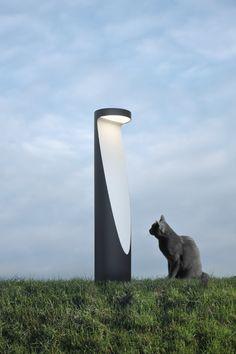 The original outdoor light #Ippolito ► http://bit.ly/_Ippolito #design Alessandro Pedretti #Outdoors