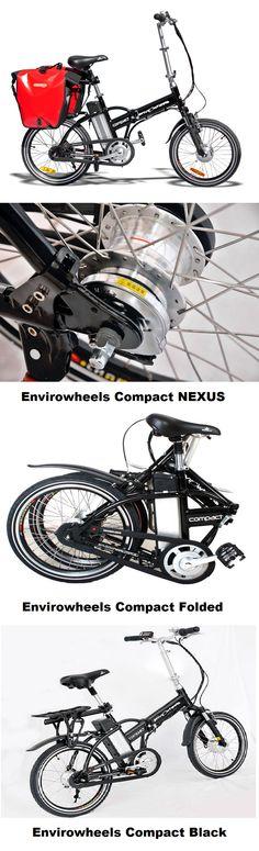 Envirowheels Compact Electric Bike