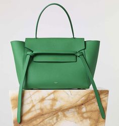 Celine-Mini-Belt-Bag-Mint