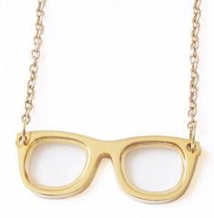 Reading glases necklace